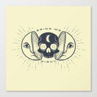 Kill The Sun, Bring Me N… Canvas Print