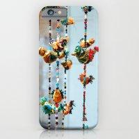 brilliant birds iPhone 6 Slim Case