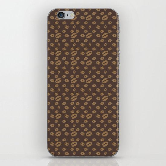 Fancy a cup of coffee? iPhone & iPod Skin