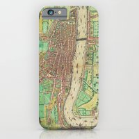 A Modern Map Of London iPhone 6 Slim Case