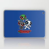 The Powerpuft Ghouls Laptop & iPad Skin