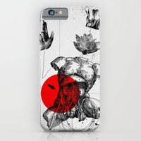 iPhone & iPod Case featuring The Body by Alec Goss