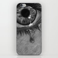 Life is moking me iPhone & iPod Skin