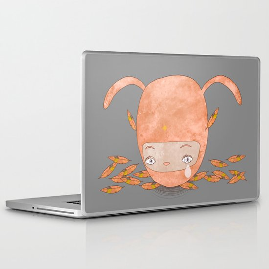 I DON'T MIND IF YOU FORGET ME FOREVER  Laptop & iPad Skin
