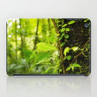 Trunk Of The Jungle iPad Case