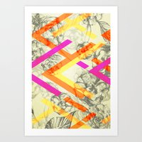 Chevy Rose Art Print