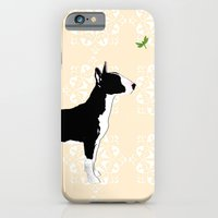 English Bull Terrier In … iPhone 6 Slim Case