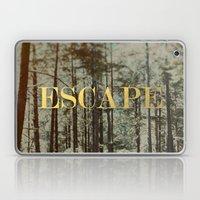 Escape x Forest Laptop & iPad Skin
