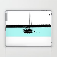 A lazy afternoon Leigh on sea Laptop & iPad Skin