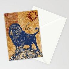 leo | löwe Stationery Cards
