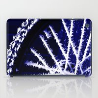 Winter Spoke Its Intenti… iPad Case