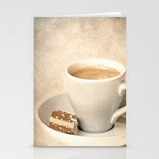 chocolate coffee Stationery Cards