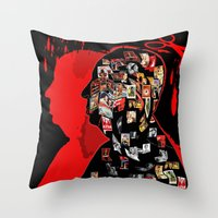 And Cut ! Throw Pillow