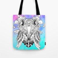 Owly Tote Bag