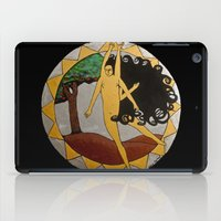 Kali Dancing iPad Case