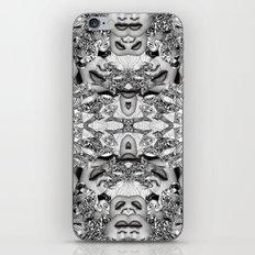 Madonnaguar Print iPhone & iPod Skin