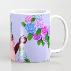 Turquoise Twists Mug