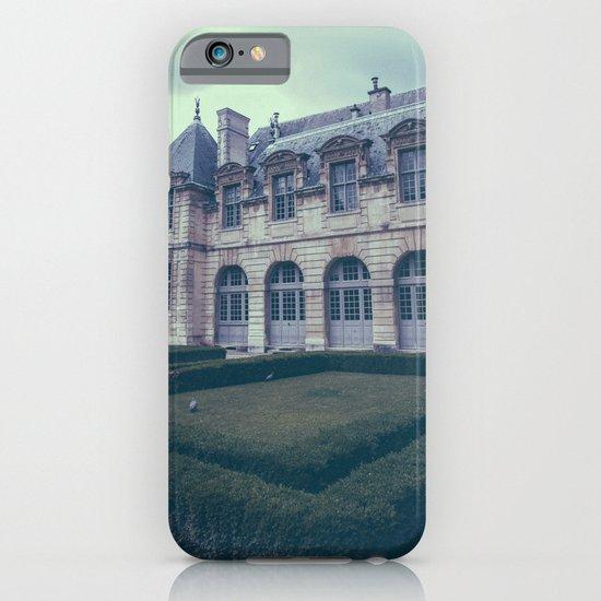 French Garden Maze III iPhone & iPod Case