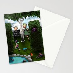 The Living Garden Stationery Cards