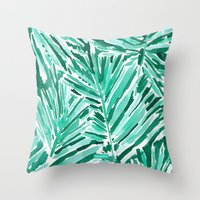 ON VACAY Throw Pillow
