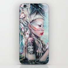 Yolandi The Rat Mistress 	 iPhone & iPod Skin