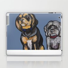 Charlie and Max Laptop & iPad Skin