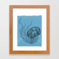 Meduza  Framed Art Print