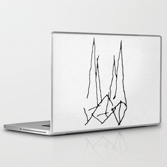 The Ship Laptop & iPad Skin