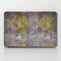leafy pastel iPad Case