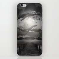 The Space Between Dreams & Reality II iPhone & iPod Skin