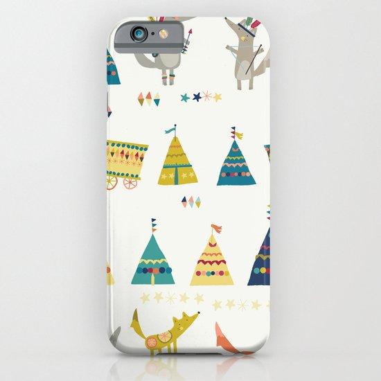 Wolf Pattern iPhone & iPod Case