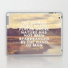 The Human Spirit Laptop & iPad Skin