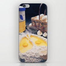 Eggs iPhone & iPod Skin