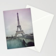 Eiffel Tower. Stationery Cards