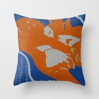 InterLock Throw Pillow
