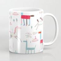 MerryGoRound Mug