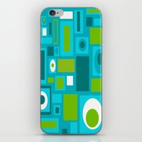 Brooklyn iPhone & iPod Skin