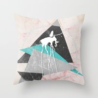 ImaginationCatcher Throw Pillow