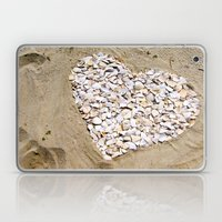 Love On The Beach Laptop & iPad Skin