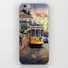 Lisbon 6 iPhone & iPod Skin