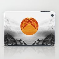 Why Down The Circle iPad Case