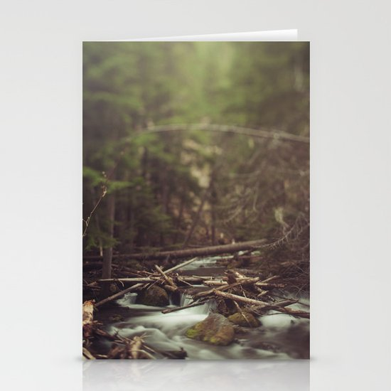 Cold Spring Creek Stationery Card