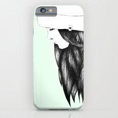 Snow Girl Slim Case iPhone 6s
