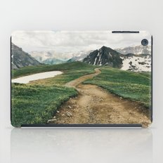 Colorado Mountain Road iPad Case