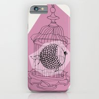 Fishy In Cage iPhone 6 Slim Case