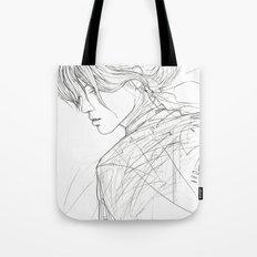 Geisha Skies Tote Bag