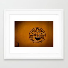 Is It Zen Framed Art Print