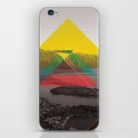Sojourn series - Queenstown iPhone & iPod Skin