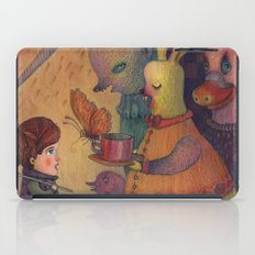 One Spring Day, While Ch… iPad Case