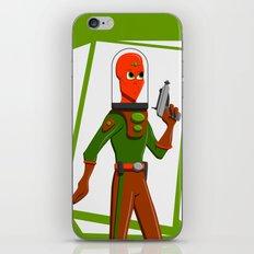 Alien iPhone & iPod Skin